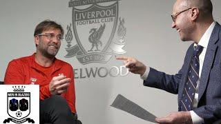 Men in Blazers: Rog's life lessons from Liverpool manager Jurgen Klopp | NBC Sports