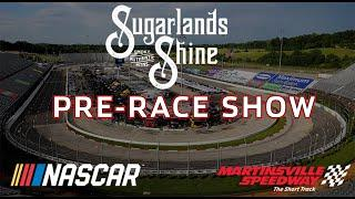 LIVE: NASCAR Pre-Race show presented by Sugarlands | Martinsville Speedway