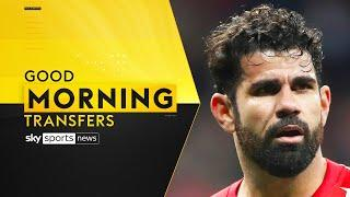 Would Diego Costa be a good signing for Wolves? | Good Morning Transfers