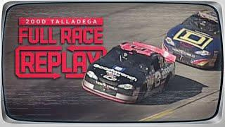 NASCAR Classic Race Replay: Dale Earnhardt's final NASCAR win | Talladega Superspeedway