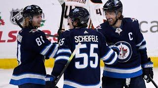 Why A Physical Series Versus The Calgary Flames May Benefit The Winnipeg Jets