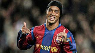 How Ronaldinho made FC Barcelona the greatest club in the world | Oh My Goal