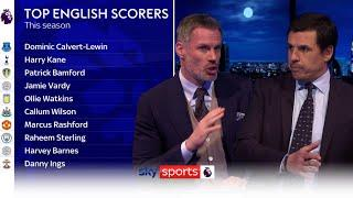 Watkins, Ings, Calvert-Lewin, Wilson? | Carragher on which strikers should make England's Euro squad