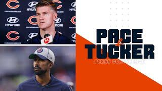 Ryan Pace and Andre Tucker on Bears COVID-19 Protocols   Chicago Bears