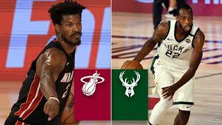 Miami Heat vs. Milwaukee Bucks [GAME 5 HIGHLIGHTS] | 2020 NBA Playoffs