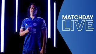 LIVE! Leicester City vs. Burnley | Matchday Live