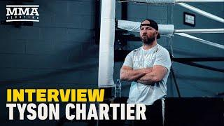 MMA Manager Tyson Chartier Describes Relationship Between Media, Fighters as 'Very Symbiotic'