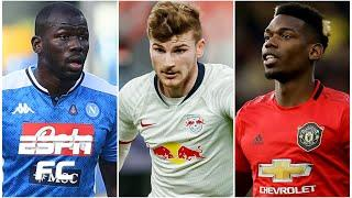 Can Liverpool land Koulibaly and Werner? Man United's Paul Pogba off to Inter Milan? | Transfer Talk