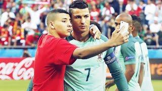 Football fans declare their love for Cristiano Ronaldo | Oh My Goal