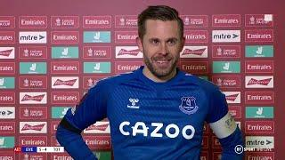 """Fantastic to watch at home!"" Gylfi Sigurdsson stars for Everton in nine-goal thriller against Spurs"