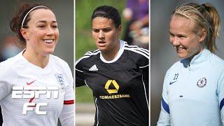 Which 5 TIME Champions League winner MISSES the top spot in our FC Women's Rank   ESPN FC