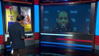 Derrick Henry's Success On And Off The Field | Nissan Insider