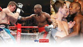 The Story of Floyd Mayweather vs Ricky Hatton! | Full Documentary