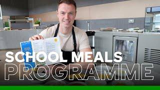 Chef Jonny Evans | Leicester City Support Local Children On Free School Meals