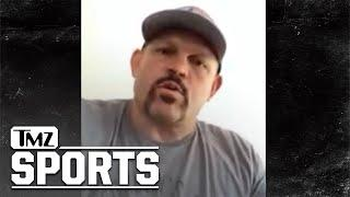 Chuck Liddell Supports Peaceful Demonstrators, But Won't Allow Violence In His City   TMZ Sports