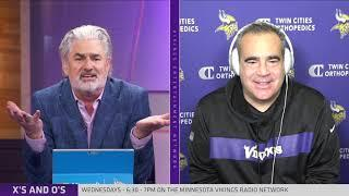 Tight Ends Coach Brian Pariani on Irv Smith Jr.'s Breakout Season, Kyle Rudolph's Ground Game Impact
