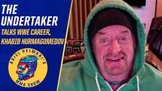 The Undertaker on his WWE career: 'In my mind I'm 100% done' | Ariel Helwani's MMA Show