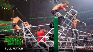 FULL MATCH - Money in the Bank Ladder Match for a WWE Title Contract: WWE Money in the Bank 2010