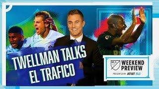 """Twellman calls out """"soft"""" Galaxy ahead of El Trafico 