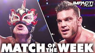 Brian Cage vs Fenix: FULL MATCH (IMPACT! ReDefined - Aug 30, 2018) | IMPACT Wrestling Full Matches