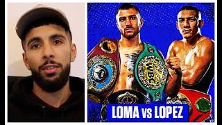 'LOMA MIGHT MAKE LOPEZ SAY NO MAS' - SHABAZ MASOUD BACKING VASYL LOMACHENKO TO BEAT TEOFIMO LOPEZ