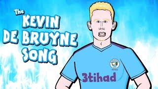 Kevin De Bruyne - the SONG! (Arsenal vs Man City & Newcastle Amazing KDB Goals!!)