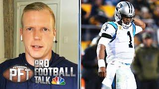 PFT Mailbag: Why Cam Newton is still a top QB in Chris Simms' eyes | Pro Football Talk | NBC Sports