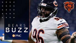 Bears vs Giants Week 2 hype | Bears Buzz