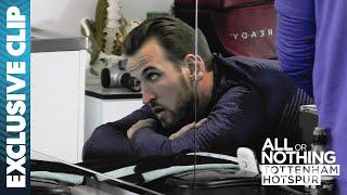 The Moment MOURINHO Gets Told HARRY KANE is out for the Season | All or Nothing: Tottenham Hotspur