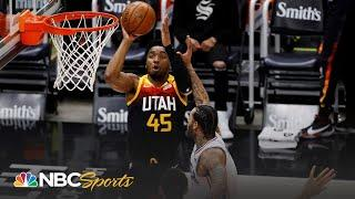 What problems could Utah Jazz run into in the playoffs?   PBT Extra   NBC Sports