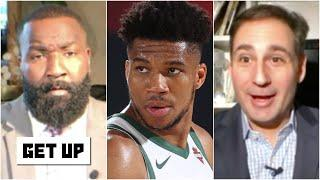 Zach Lowe and Kendrick Perkins actually agree on Giannis' future with the Bucks | Get Up