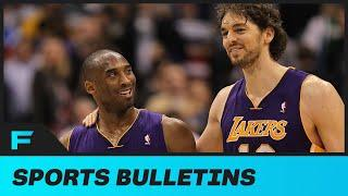 Pau Gasol Hangs Out With Kobe Bryant's Kids On His Birthday As Shared By Vanessa Bryant