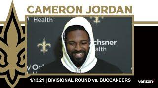 Cameron Jordan on Sean Payton, Tampa Bay's Offensive Unit | Saints-Buccaneers NFC Divisional Round