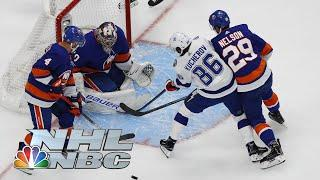 NHL Stanley Cup Conference Finals: Lightning vs. Islanders | Game 3 EXTENDED HIGHLIGHTS | NBC Sports