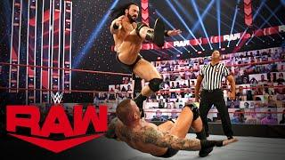 Randy Orton vs. Drew McIntyre – WWE Championship Match: Raw, Nov. 16, 2020