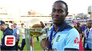 Jofra Archer relives THAT Super Over and England's infamous 2019 World Cup win   Cricket