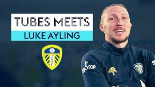 What is Marcelo Bielsa really like off the pitch? | Tubes Meets Luke Ayling