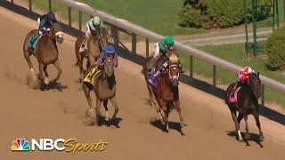 Derby City Distaff 2020 ends in wild photo finish (FULL RACE) | NBC Sports