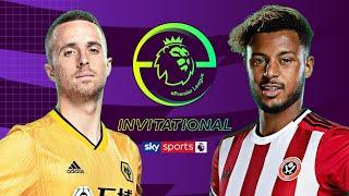 Diogo Jota vs Lys Mousset | Wolves vs Sheffield United | EPL Invitational 2020