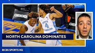 March Madness Update: UNC makes statement; Duke remains out of NCAA Tournament | CBS Sports HQ