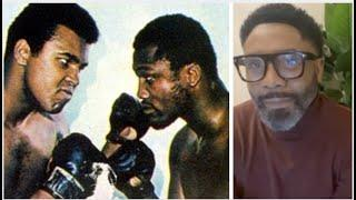 THE FIGHT OF THE CENTURY, 50 YEARS ON! SPENCER FEARON PASSIONATELY ON MUHAMMAD ALI-JOE FRAZIER FIGHT