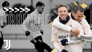 Friday Training for the Supercup Champions! | Juventus Training