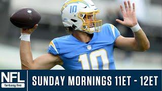 NFL Week 9 Picks & Fantasy Advice LIVE: Start 'Em & Sit 'Em, Value Plays & More!