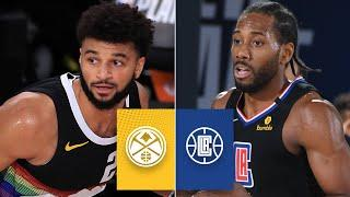 Denver Nuggets vs. LA Clippers [GAME 7 HIGHLIGHTS] | 2020 NBA Playoffs