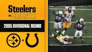 Steelers Perspective: Reminiscing about the 2005 Divisional Round vs. Colts   Pittsburgh Steelers
