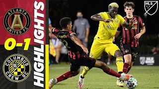 Atlanta United FC 0-1 Columbus Crew SC | Breathtaking Stoppage Time Saves! | MLS HIGHLIGHTS