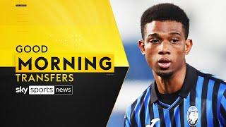 How good can Amad Diallo be for Manchester United? | Good Morning Transfers