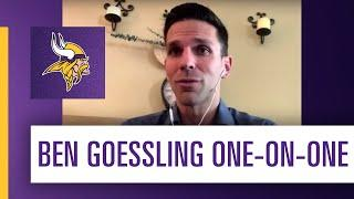 Ben Goessling Handicaps the NFC North Race in 2020 and What's Next for Vikings QB Kirk Cousins