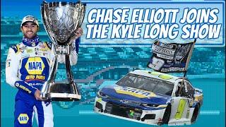Chase Elliott joins the show as well as Myles from @You Betcha | Kyle Long Show