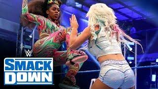 Naomi vs. Dana Brooke – Money In The Bank Qualifying Match: SmackDown, April 17, 2020
